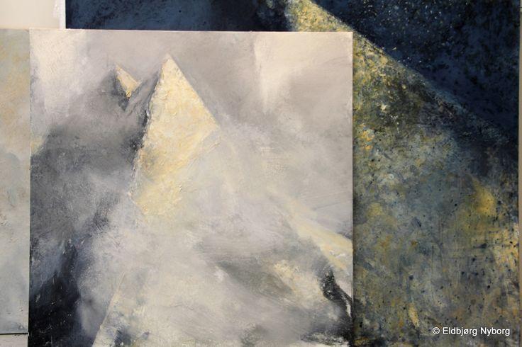 I sansenes grenseland: Kunstreisen