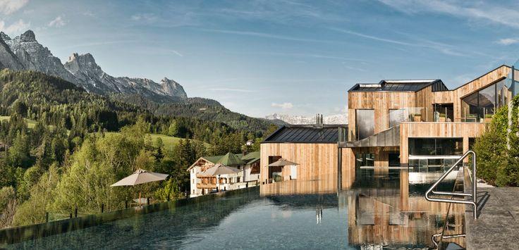 Ihr 5* Wellnesshotel in Leogang in Österreich - Naturhotel Forsthofgut