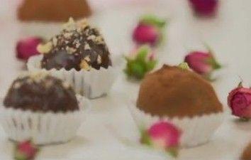 Шоколадные трюфели от Лизы Глинской и Евгения Литвинковича («Все буде смачно!») (видео)