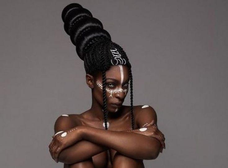 Yılın Saç Stilistleri yarışmasında dikkat çeken modeller | Galeri - Kadın ve Kadın