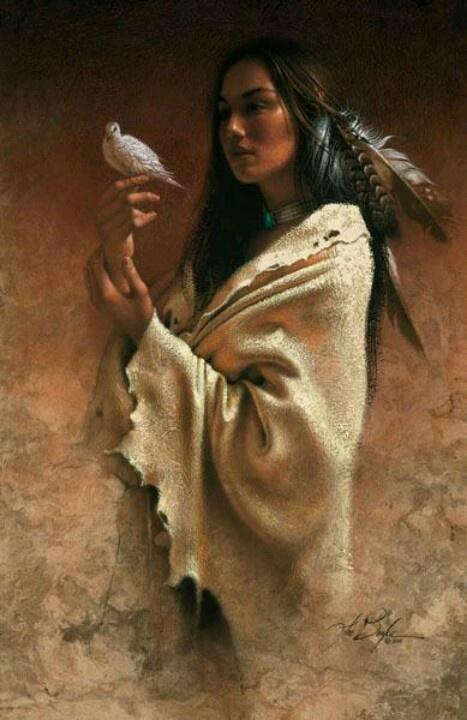 581 mejores im genes de native american art en pinterest - Fogli da colorare nativo americano ...