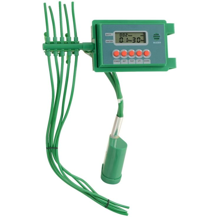 Automatic Micro Home Drip Irrigation System Sprinkler Water Timer Controller…