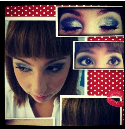 Make up by night