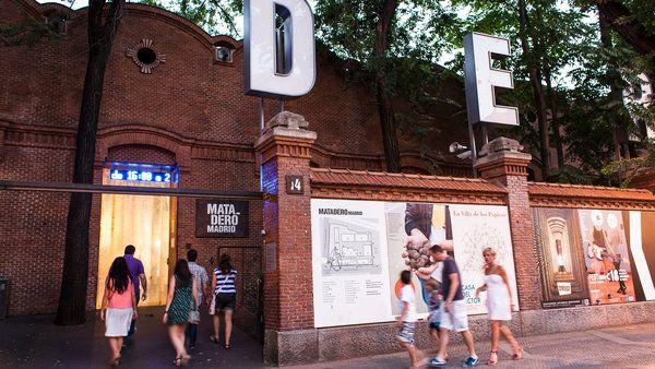 Matadero de Madrid. Centro Cultural, nueva alternativa a los museos de la capital.