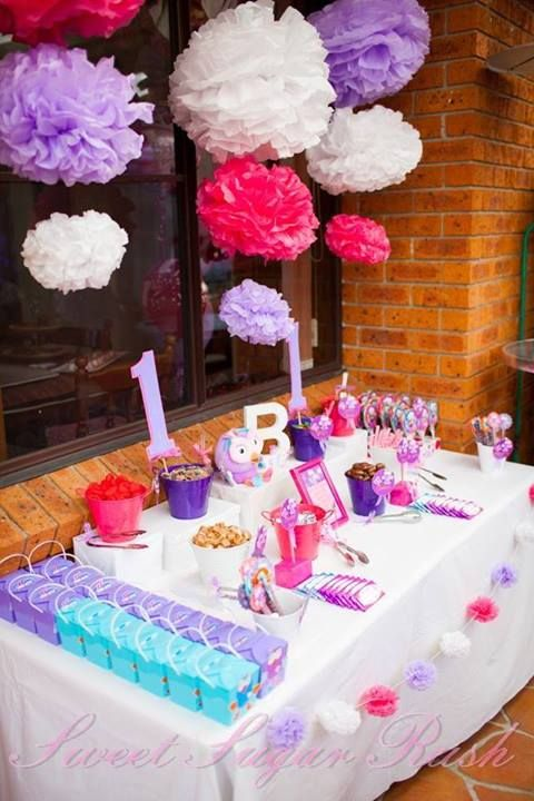 Www.facebook.com/SweetSugarRush Pom poms: Fluffy decorations for any occasions