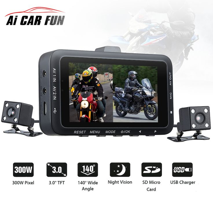 "Like and Share if you want this  DV168 Dual Lens Motorcycle Car Mounted Biker Action Video Camera DVR Front Back 3.0"" LCD Night Vision 140 Degree Wide Angle   Tag a friend who would love this!   FREE Shipping Worldwide   Get it here ---> https://highnoonmarket.fun/dv168-dual-lens-motorcycle-car-mounted-biker-action-video-camera-dvr-front-back-3-0-lcd-night-vision-140-degree-wide-angle/"