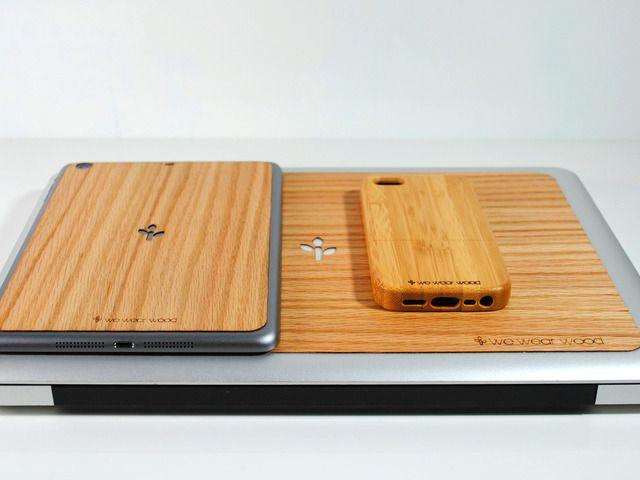 We Wear Wood - Wood Meets High-Tech by Jaron Hall — Kickstarter