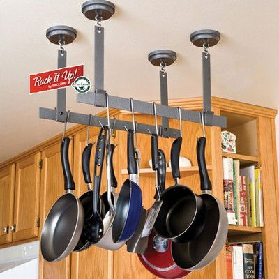 Shop Wayfair for Pot Racks to match every style and budget. Enjoy Free Shipping on most stuff, even big stuff.