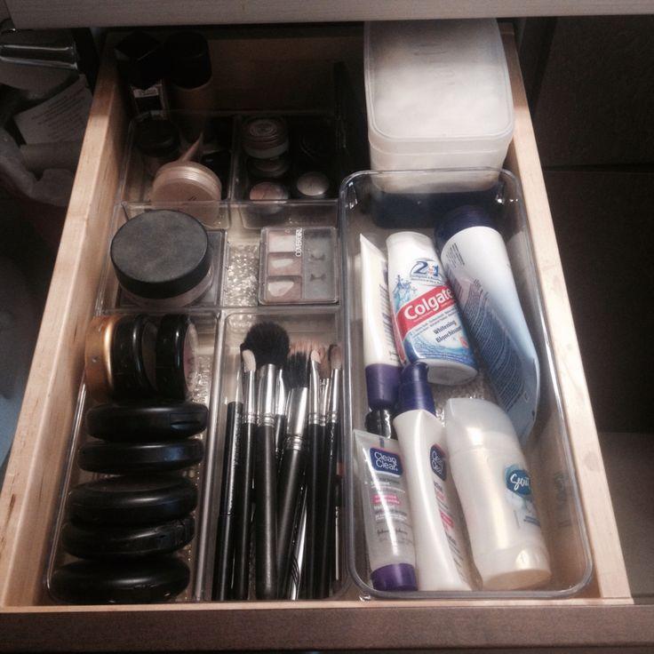 Organized it
