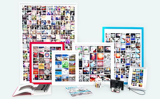 Print Instagram Photos | Poster Printing | Photo Collage Maker Online | PosterCandy