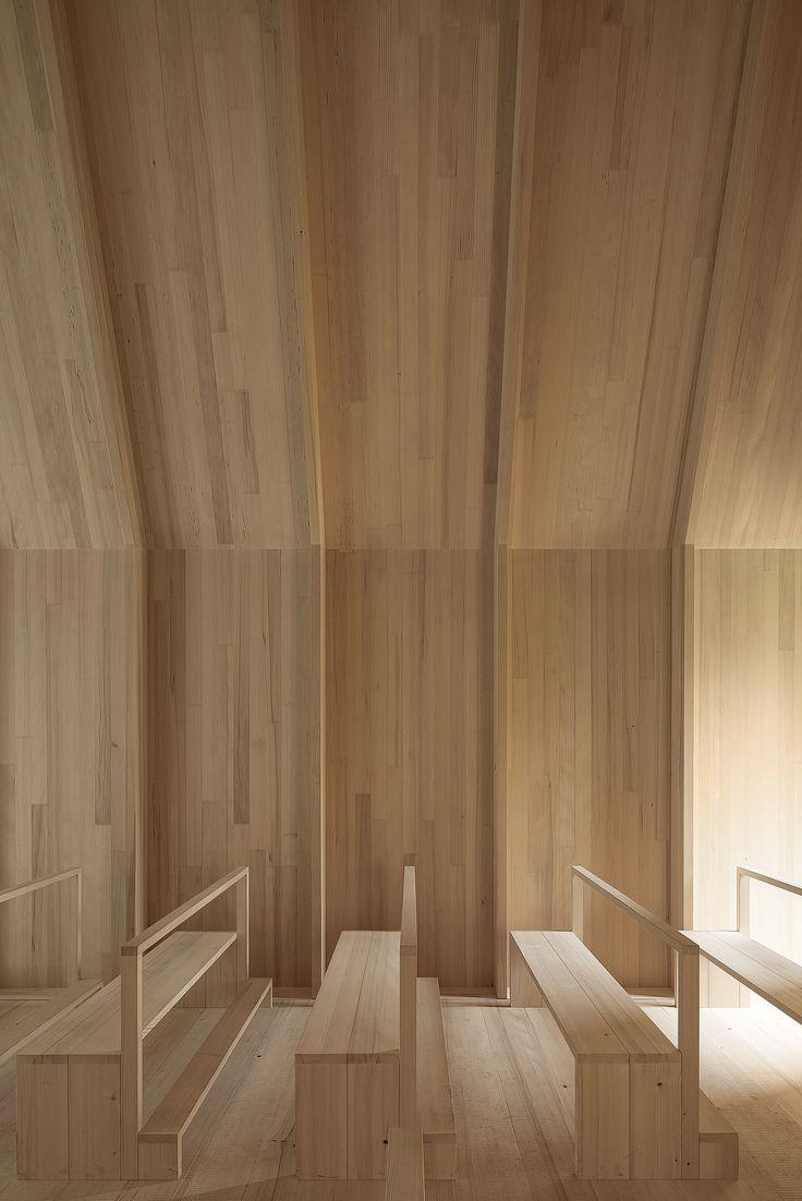 chapel, Bernardo Bader, Austria