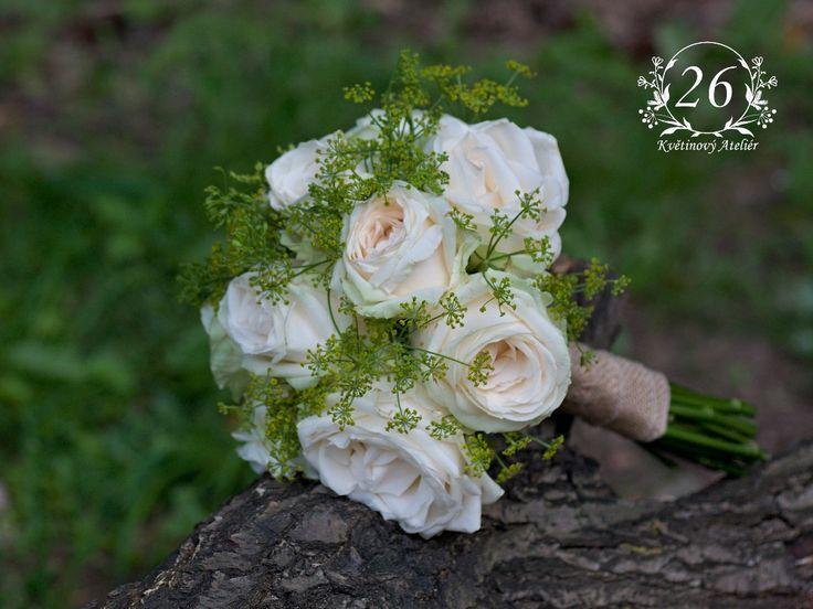 fotogalerie – Květinový Ateliér 26 #fourseasons #rose #cream #wedding #florist #flowers #rusticwedding #bouquet #kvetinovyatelier26 #weddingbouquet #meadow