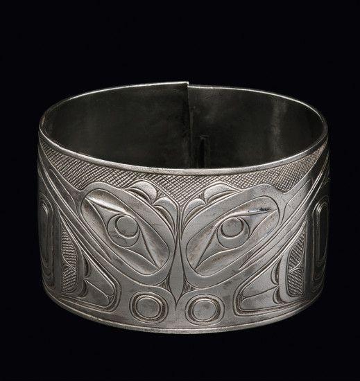 Bird Bracelet, pre-1879 « Charles Edenshaw