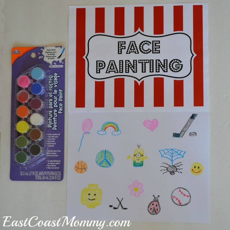 East Coast Mommy: Carnival Games and Activities