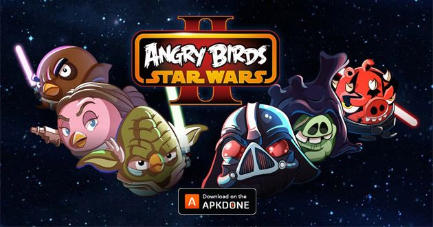 Angry Birds Star Wars 2 Mod Apk V1 9 25 Download Unlimited Money