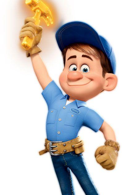 30 Character designs from Disney Animation Movie Wreck It Ralph. Read full article: http://webneel.com/30-character-designs-disney-animation-movie-wreck-it-ralph   more http://webneel.com/3d-characters   Follow us www.pinterest.com/webneel