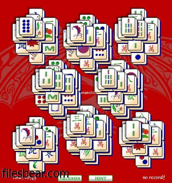 Download installer for Mahjong Solitaire Bubbles which is one of the most popular windows games. Download hosted by FilesBear at http://filesbear.com/windows/games/strategy/mahjong-solitaire-bubbles/ with direct download link having resume support and download managers!