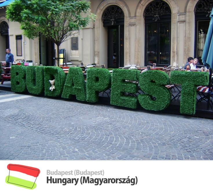 @L a Travel Junkies Budapest, Hungary (Budapest, Magyarország)