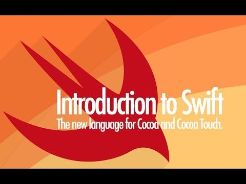 Quick unscripted tutorial introduction to apple Swift progrqmming language in 16 minutes - YouTube
