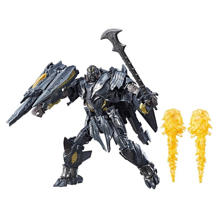 Transformers 5 voyager class megatron toy