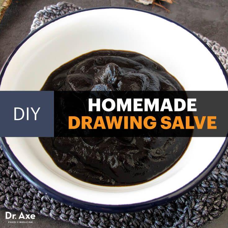 Homemade Drawing Salve with Honey & Calendula - Dr. Axe