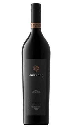 Red Meat - Aaldering Pinotage South Africa 2007 (12 X 75Cl)
