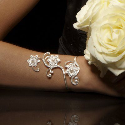 Arabesque Filigree Bracelet