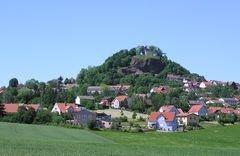 Panoramio - Photo of Basaltkegel Parkstein