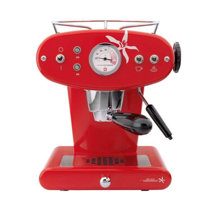 illy espresso machine review