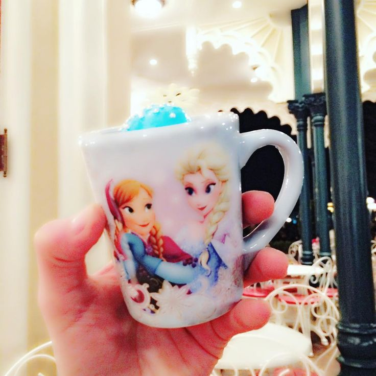 Frozen ✨💖🌟#おいしい #yummy #food #fun #smile #frozen #yummy #happy #smile #love #disney