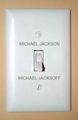 MICHAEL JACKSON MICHAEL JACKSOFF funny