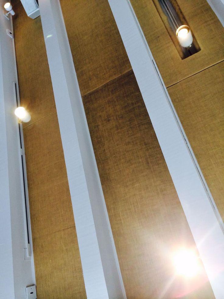 11 best burlap ceiling images on pinterest basement - 7 great basement design ideas ...