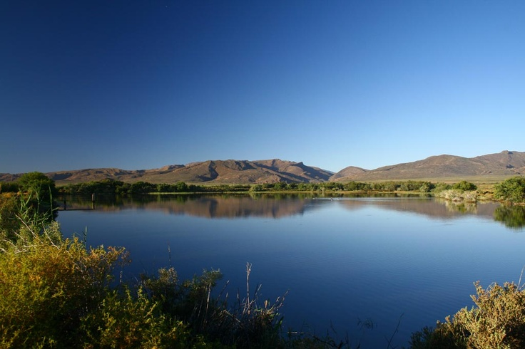 The magnificence of the Karoo