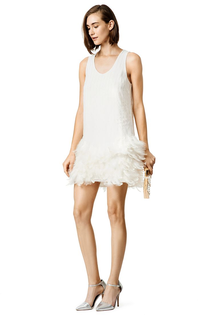 rent white heron shift by cynthia steffe for 75 only at rent the runway