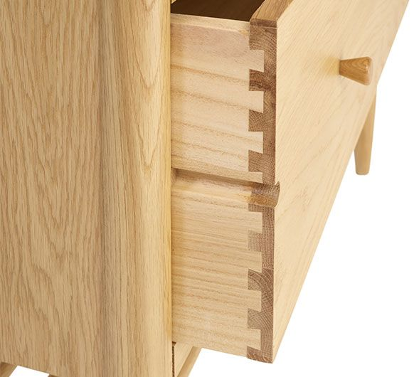 Hartwell Bedroom 7 drawer wide chest