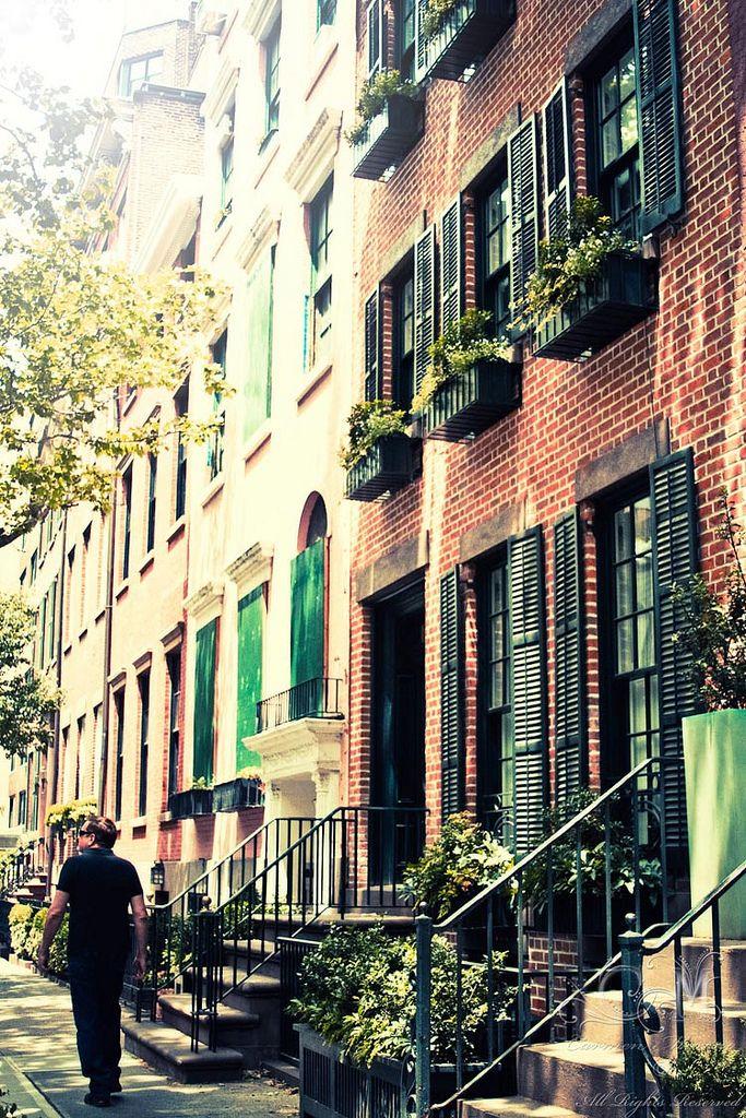 Greenwich Village #nyc