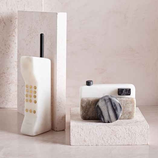 Retro Marble Objects