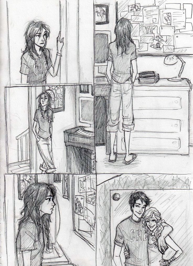 Chiron's Office - couples-of-percy-jackson-series Fan Art