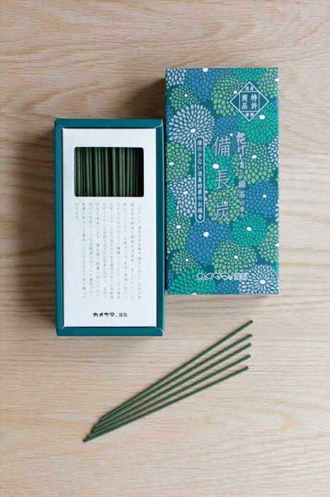 SOU・SOUのパッケージデザインで生まれ変わったお線香