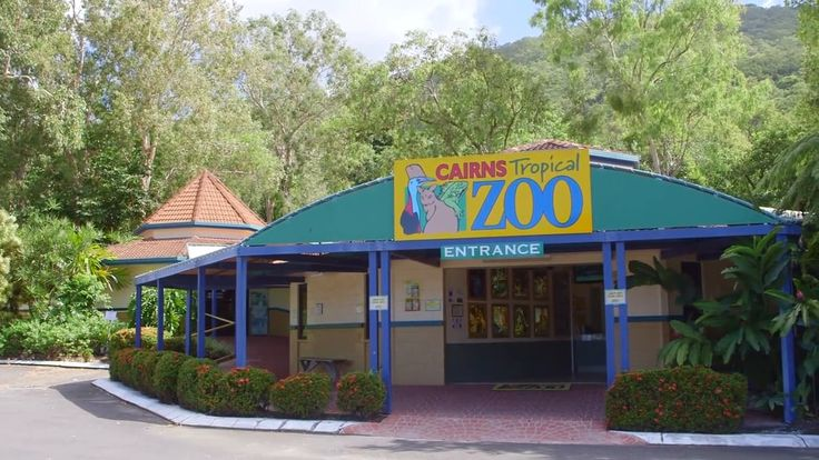 Cairns Tropical Zoo 2015