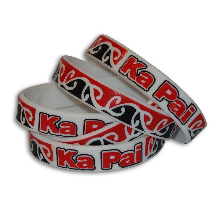 Ka Pai | Wristbands