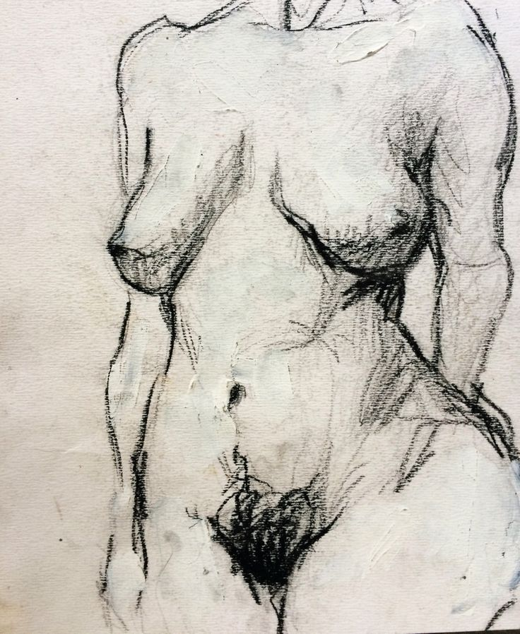 Old charcoal sketch from years ago                                                                                                                                                                                 Mais
