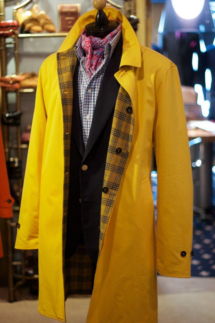 Elegant raincoats by Valstar