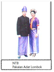 19. Traditional Cloth of West Nusa Tenggara (NTB)