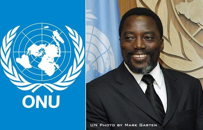 New-york: L'ONU a expulsée la délégation RD Congolaise