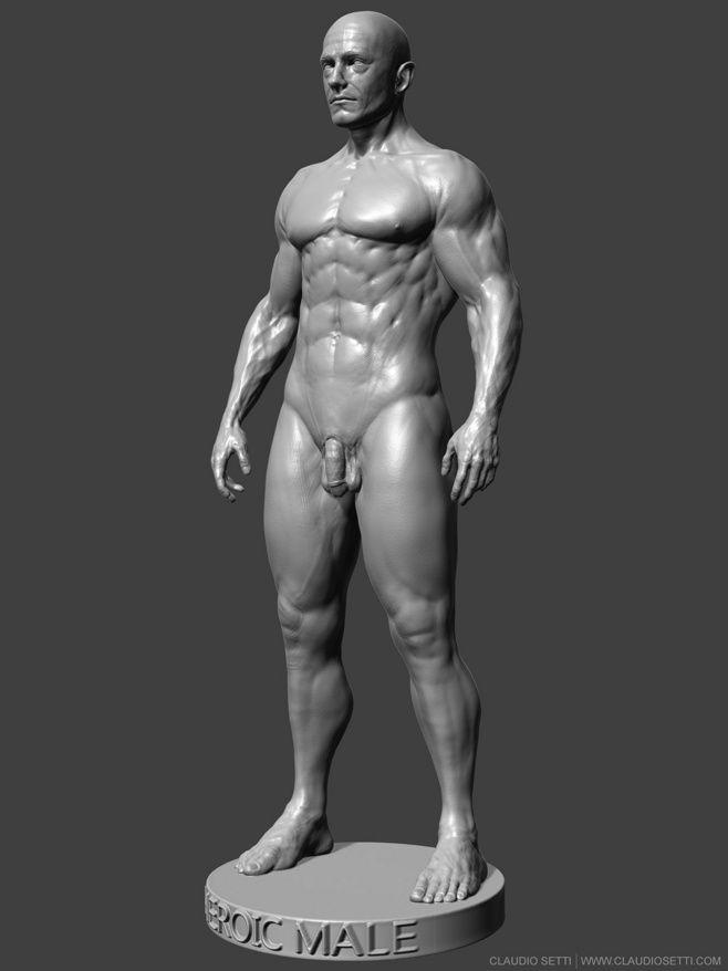 Famous Black Male Anatomy Image - Human Anatomy Images ...