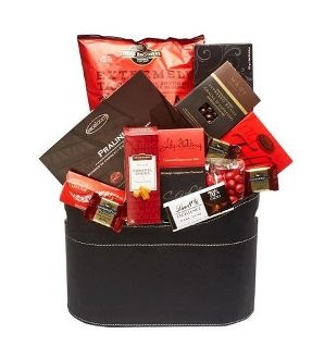 Tasteful Temptations Gift Basket