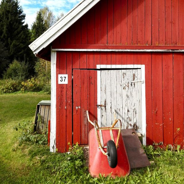 """Cookbook Harvest"" #Ilola #Porvoo #Finland (Photo: Katja K.) ⎮ recyclie.blogspot.fi"