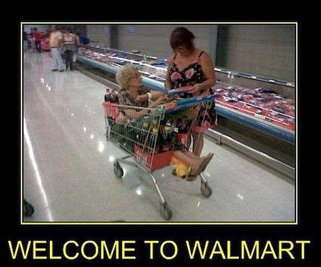 Walmart Cameras Capture Photos That Are Too Shocking To Watch - Page 2 of 45 - TrendFlare.com