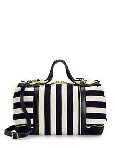 Hansen Bowler Duffel Bag Juicy Couture